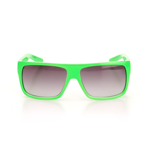GREEN FLUO MIRROR SHADE SMOKE
